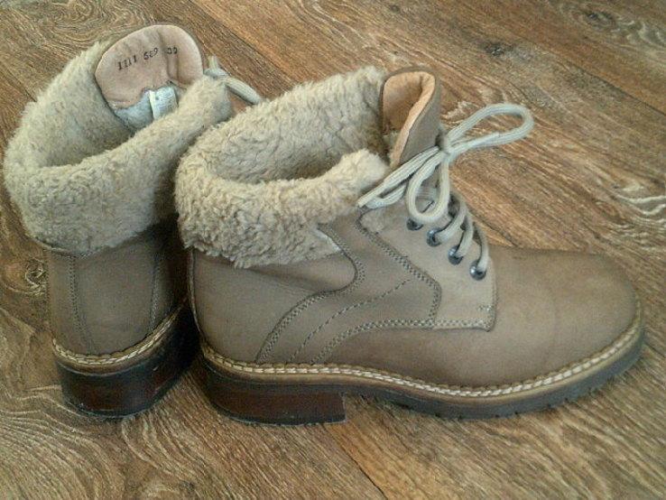 Landrover - фирменные ботинки разм. 40, фото №8