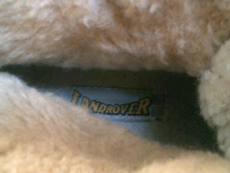 Landrover - фирменные ботинки разм. 40, фото №12