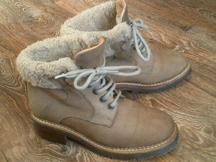 Landrover - фирменные ботинки разм. 40, фото №13