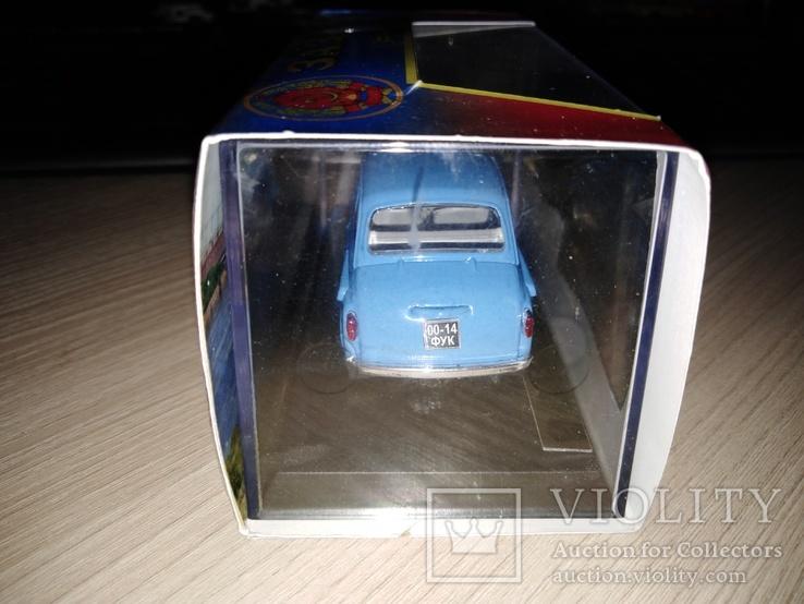 ЗАЗ 965А Запорожец, фото №5