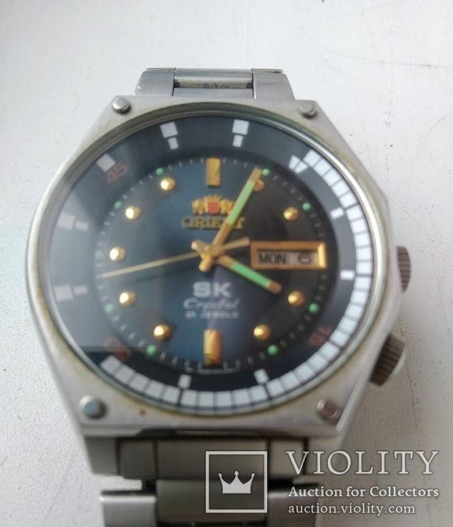 Часы Orient sk crystal, фото №4