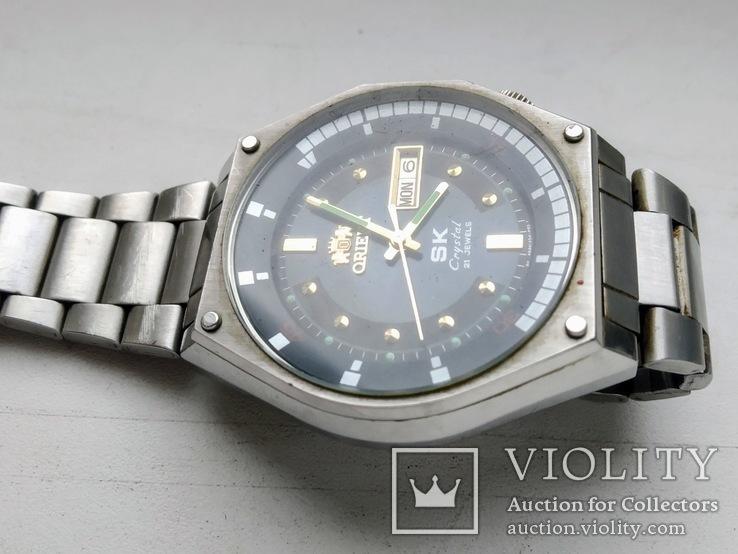Часы Orient sk crystal, фото №6