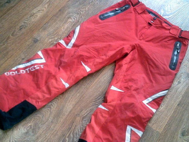 Golotest (Швейцария) - фирменные штаны, фото №4