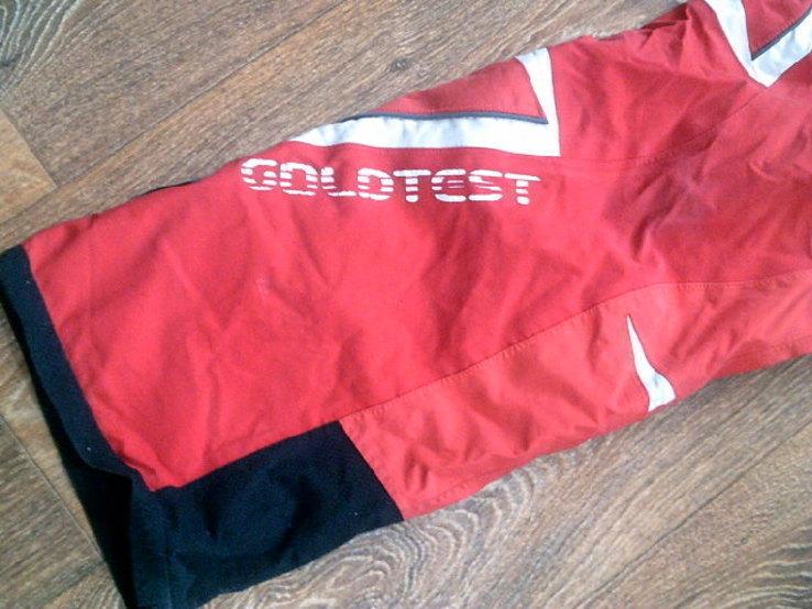 Golotest (Швейцария) - фирменные штаны, фото №6