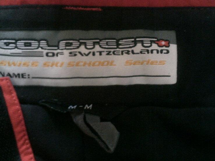 Golotest (Швейцария) - фирменные штаны, фото №8