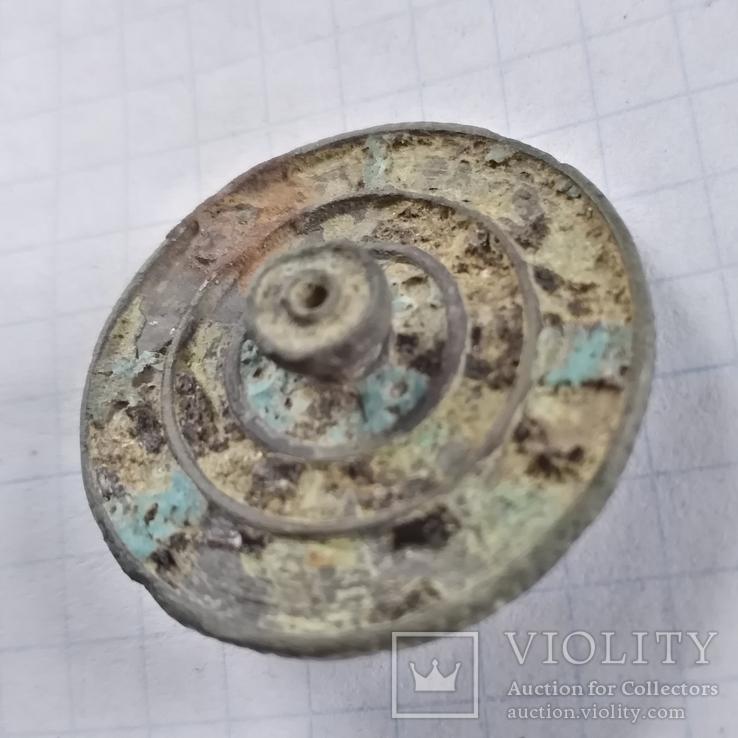 Провинциальная фибула Рима ( 1-3 века нашей эры )