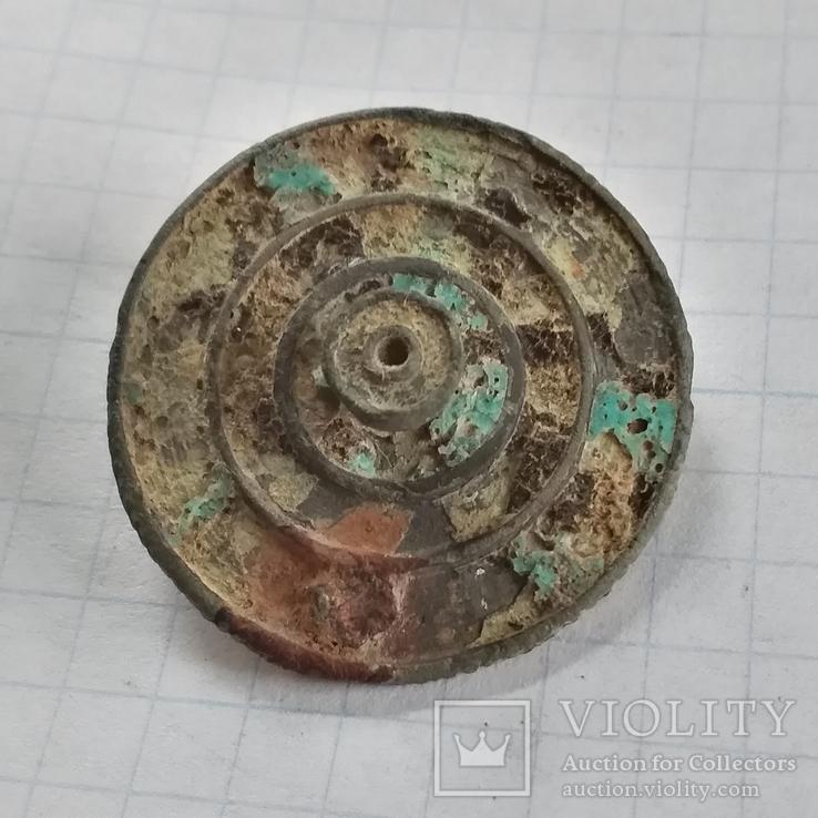 Провинциальная фибула Рима ( 1-3 века нашей эры ), фото №5
