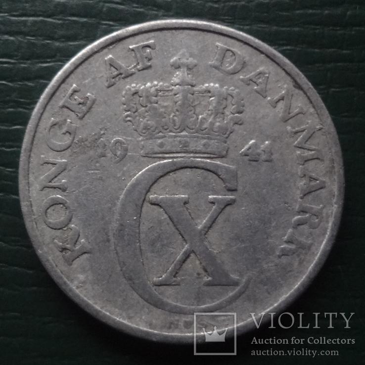 5 эре 1941 Дания (R.4.19)~, фото №2