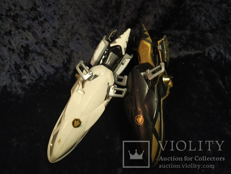 2 модели мотоцикла, фото №5