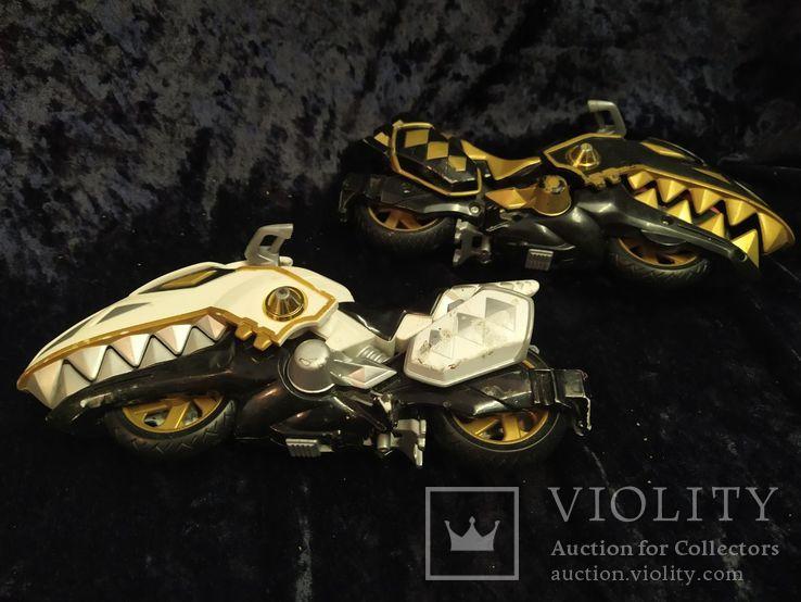 2 модели мотоцикла, фото №6