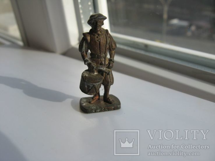 Миниатюра воин, фото №2
