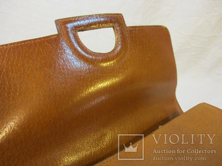 Женская сумочка кожа, фото №8