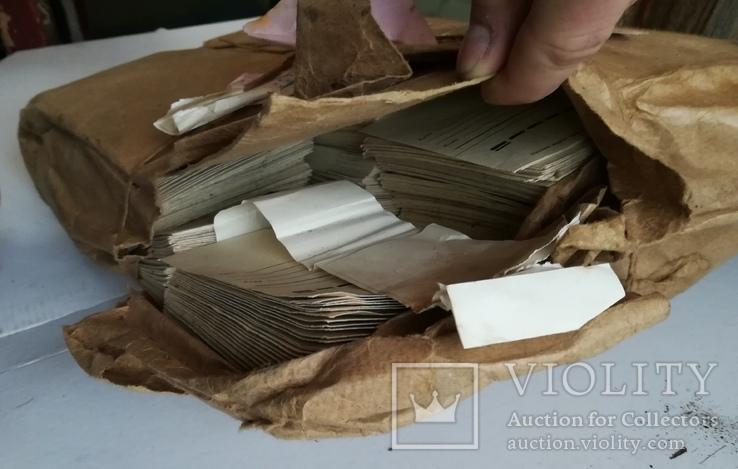 Не полная пачка конвертов СССР на 1000шт, фото №4