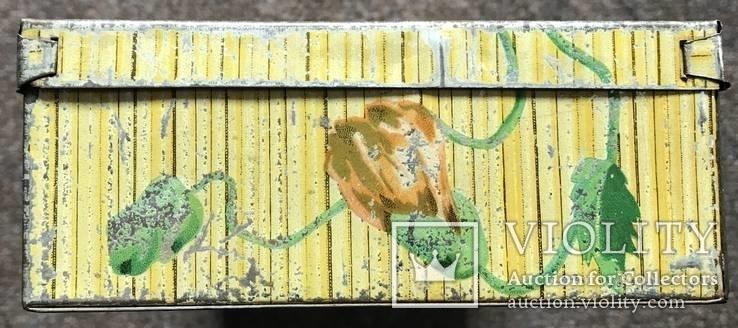 Жестяная царская коробочка А.И. Абрикосова, Москва, фото №5