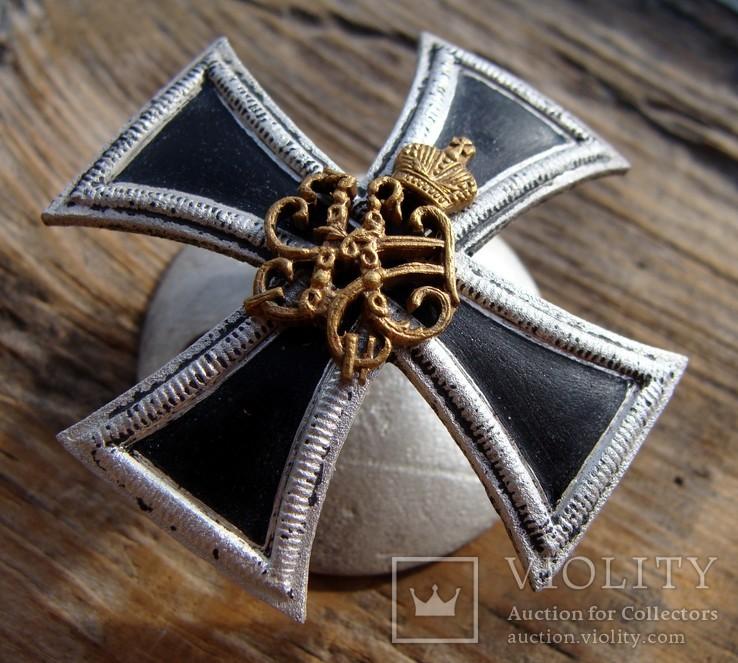 Знак Лейб-гвардии Егерский полк, фото №3