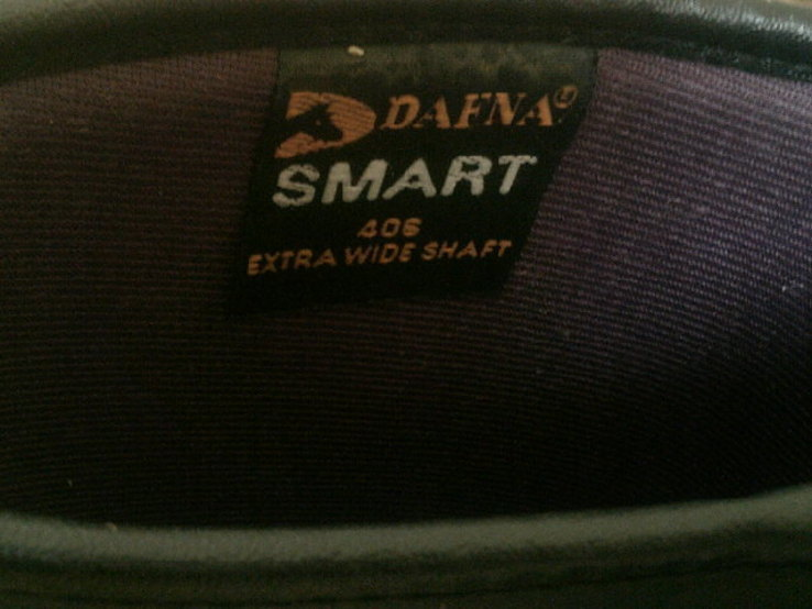 Dafna Smart (Израиль) - высокие резиновые сапоги разм.39, фото №4