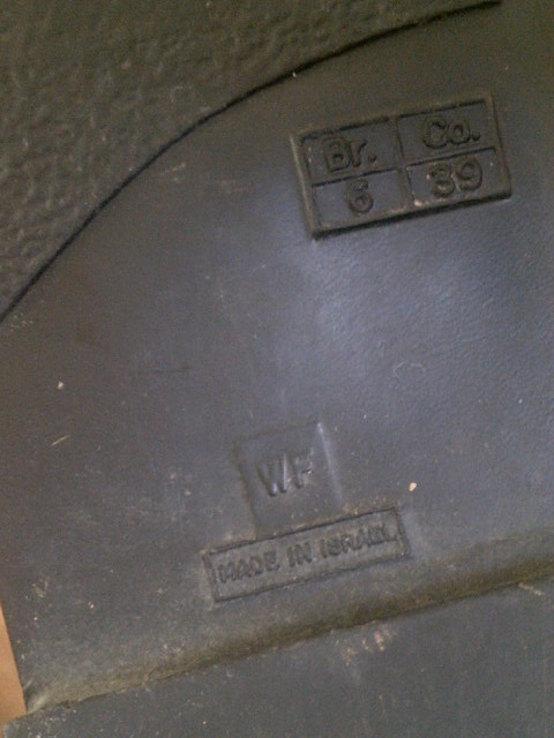 Dafna Smart (Израиль) - высокие резиновые сапоги разм.39, фото №9