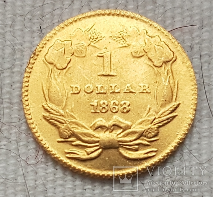 1 Доллар, фото №3