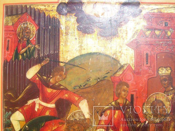 Усечение головы Иоанна Предтечи, фото №4