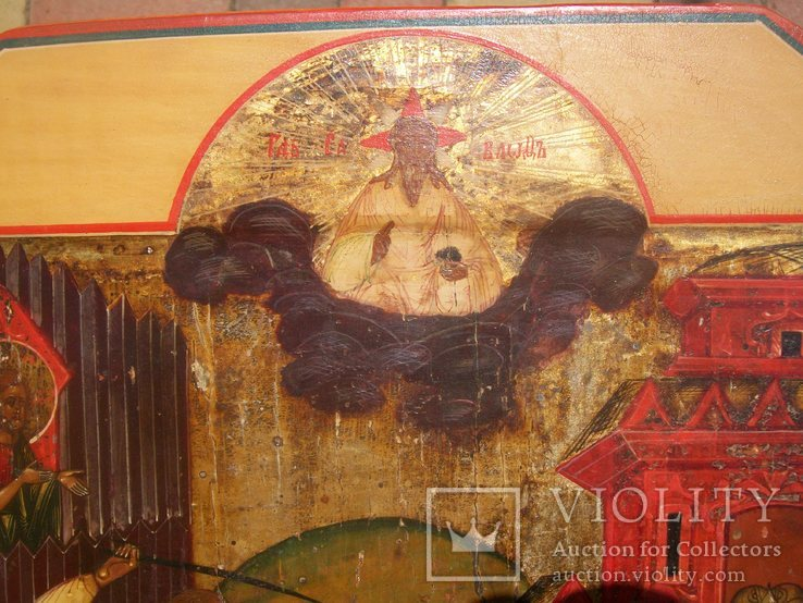 Усечение головы Иоанна Предтечи, фото №5