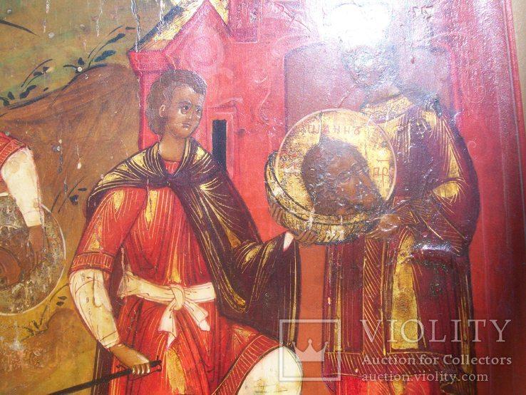 Усечение головы Иоанна Предтечи, фото №8