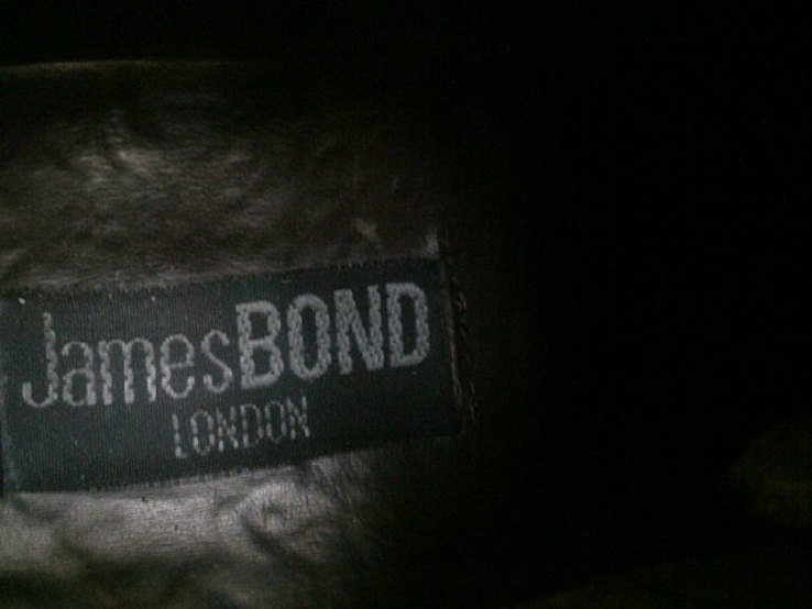 Джеймс Бонд - фирменные ботинки агента 007, фото №9
