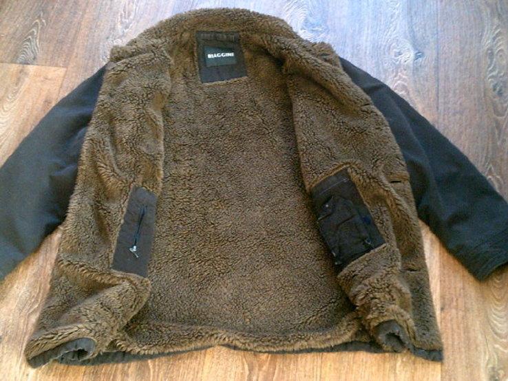 Biaggini - фирменная куртка дубленка разм.46
