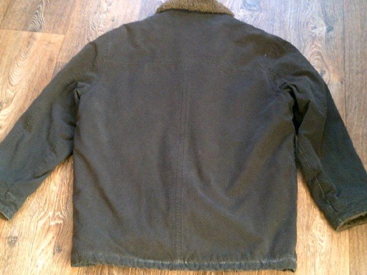 Biaggini - фирменная куртка дубленка разм.46, фото №10