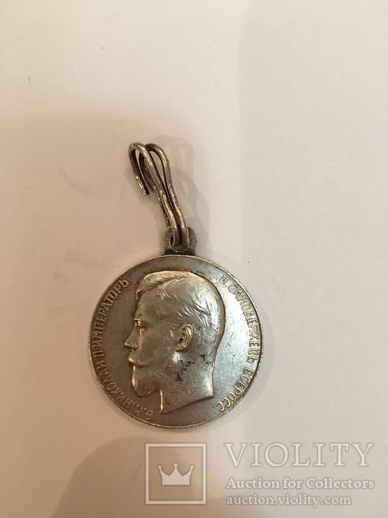 """Медаль """"За усердие"""", фото №4"""