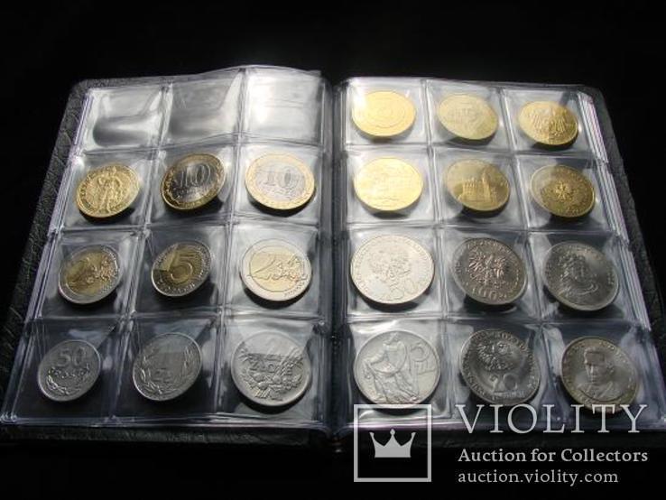 Альбом на 96 монет MM-Schulz Польша, фото №4