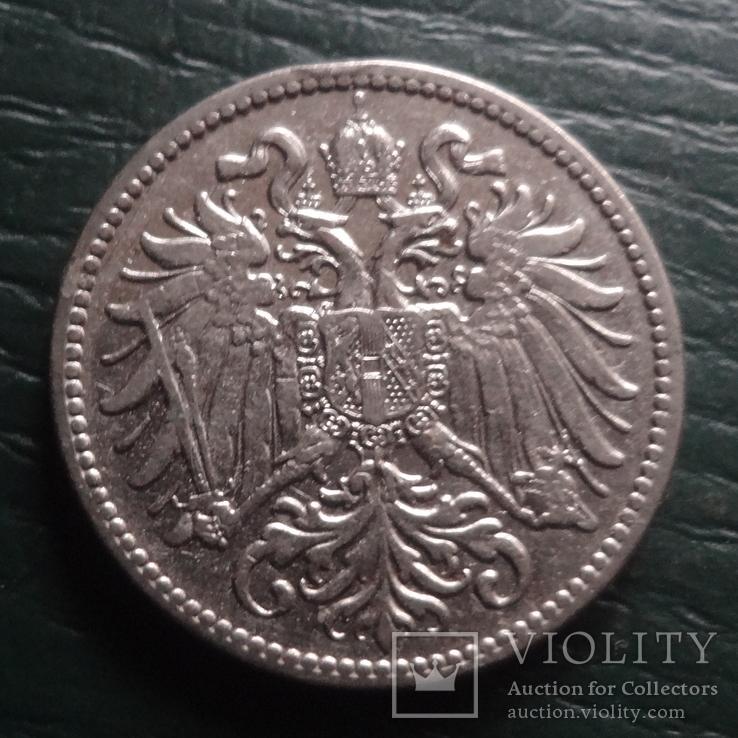 10 геллеров 1910  Австро-Венгрия   (R.5.23)~, фото №3