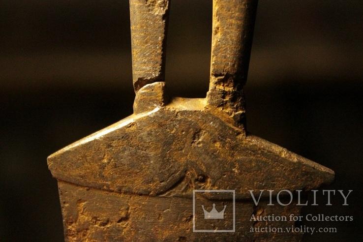 Скифский акинак в зверином стиле (тип чертомлык), фото №12