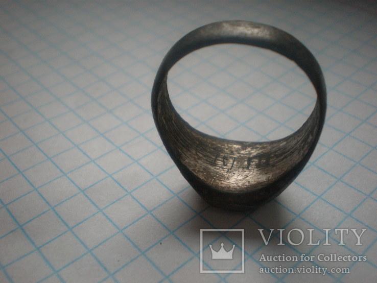 Перстень бійця У П А, фото №6
