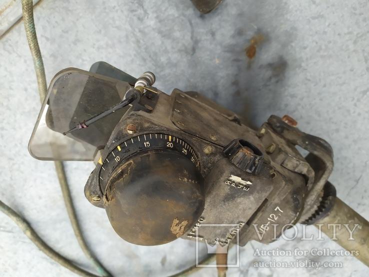 Колиматорный прицел боевого аэроплана, фото №6
