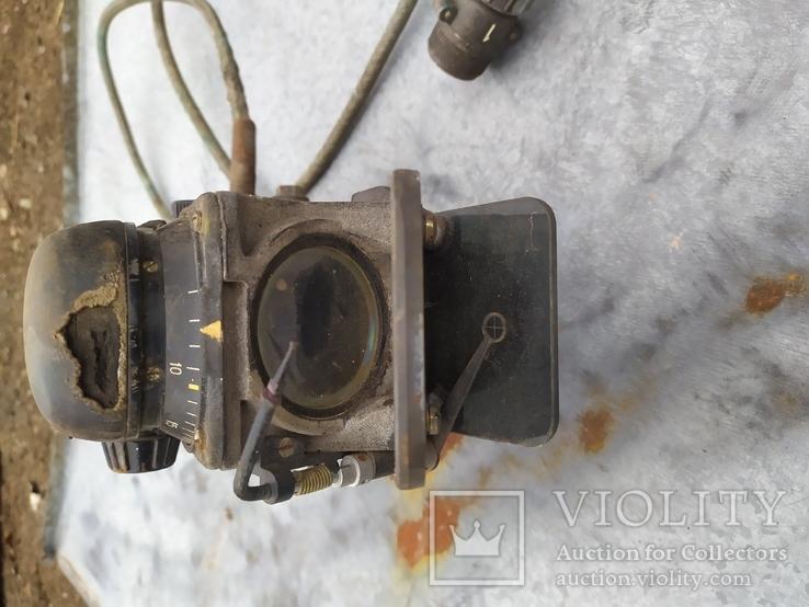 Колиматорный прицел боевого аэроплана, фото №7