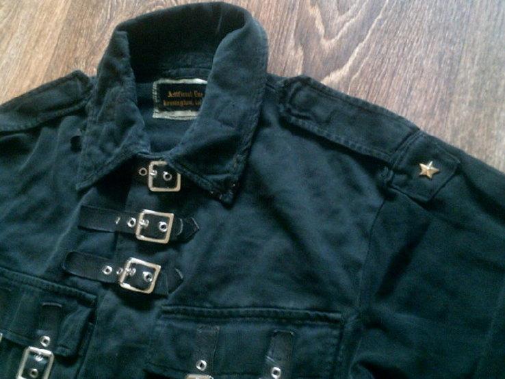 Куртка рубашка Artitirial (Лондон), фото №7