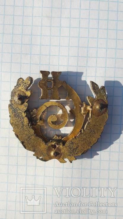 Веньзель с контр погон позолота, фото №5