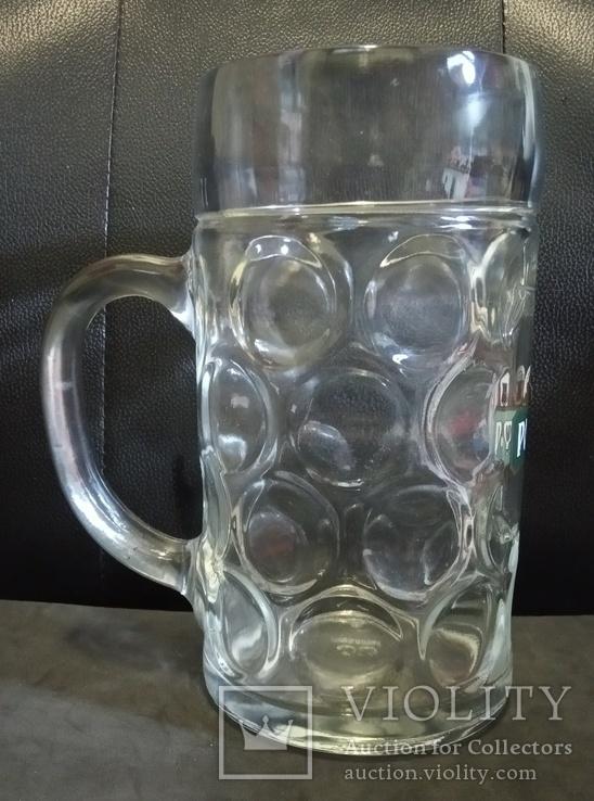 """Кружка """"Рогань"""" ёмкость 1 литр, фото №6"""
