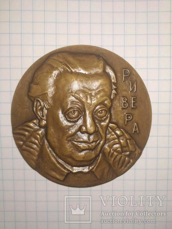 100 лет со дня рождения Диего Риверы, фото №2