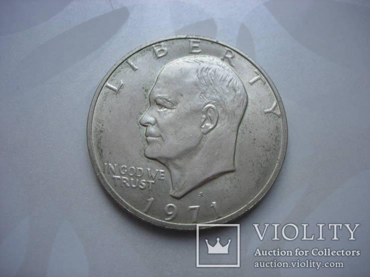 1-доллар США, фото №2