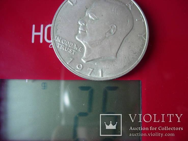 1-доллар США, фото №4