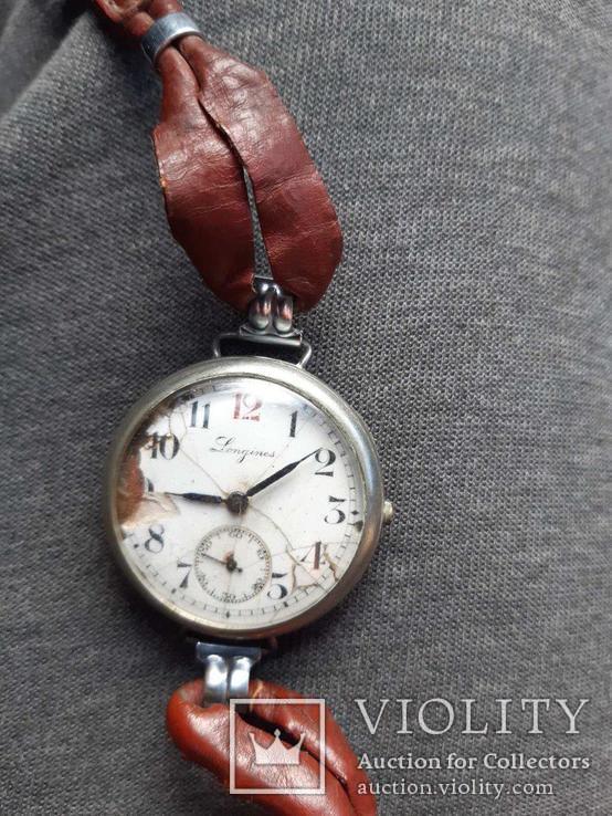 Часы Longines 1915 г.