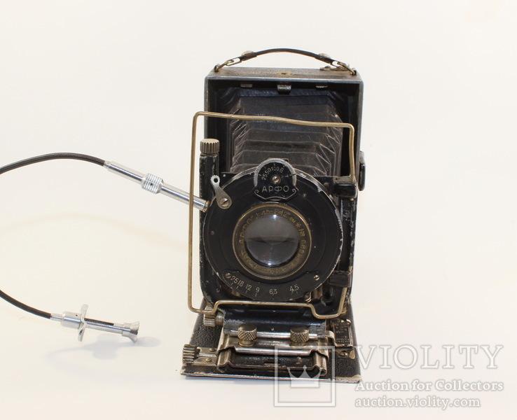 Фотоаппарат Арфо 4, Анастигмат, 6Х9, фото №3