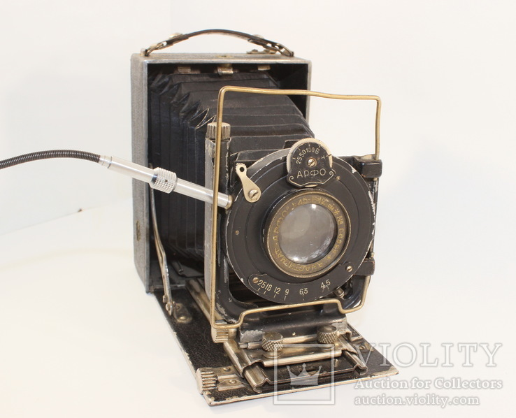 Фотоаппарат Арфо 4, Анастигмат, 6Х9, фото №8