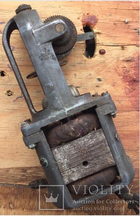 Мотор с радиоприёмника СВГ-К и 9, фото №2