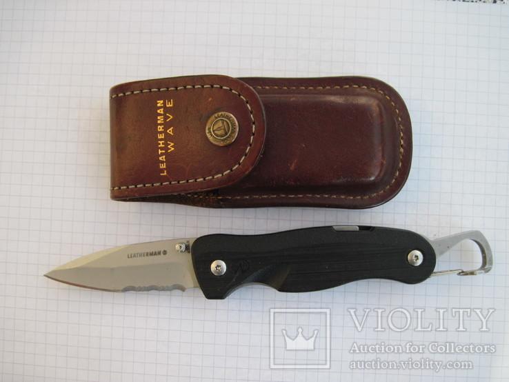 """Нож """"LEATHERMAN"""". США., фото №2"""