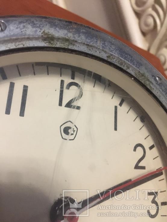 Корабельные часы СССР антимагнитные, фото №7