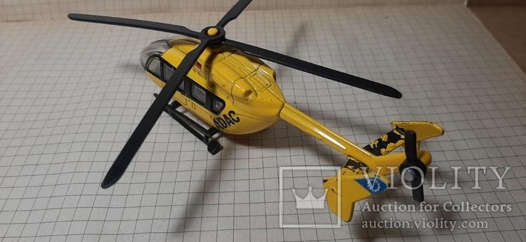 Вертолет adac . Siku, фото №4