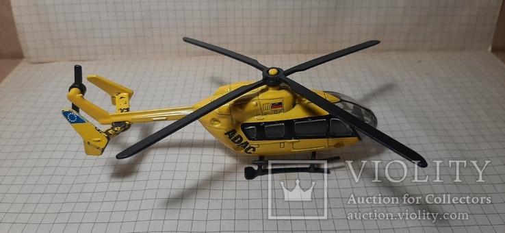 Вертолет adac . Siku, фото №6