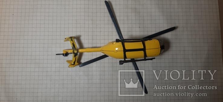 Вертолет adac . Siku, фото №8